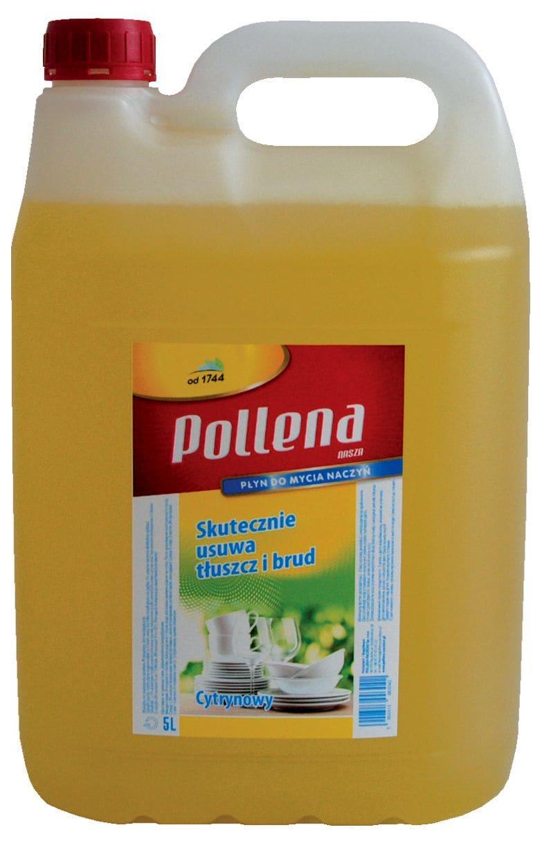 płyn do naczyń cytrynowy 5 l